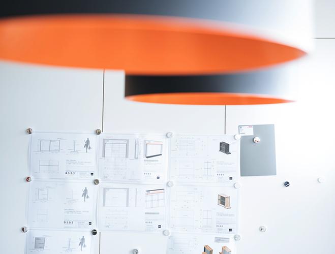 Planung von Konzepten für Ladenbau von DSD5